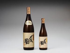 〆張鶴純米吟醸山田錦1800、720