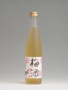 〆張鶴梅酒500