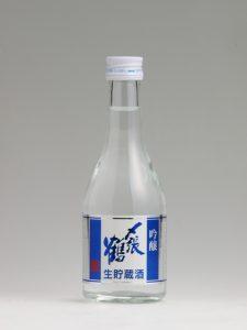 〆張鶴吟醸生貯造酒300